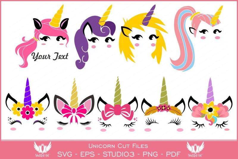 unicorn svg file free #186, Download drawings