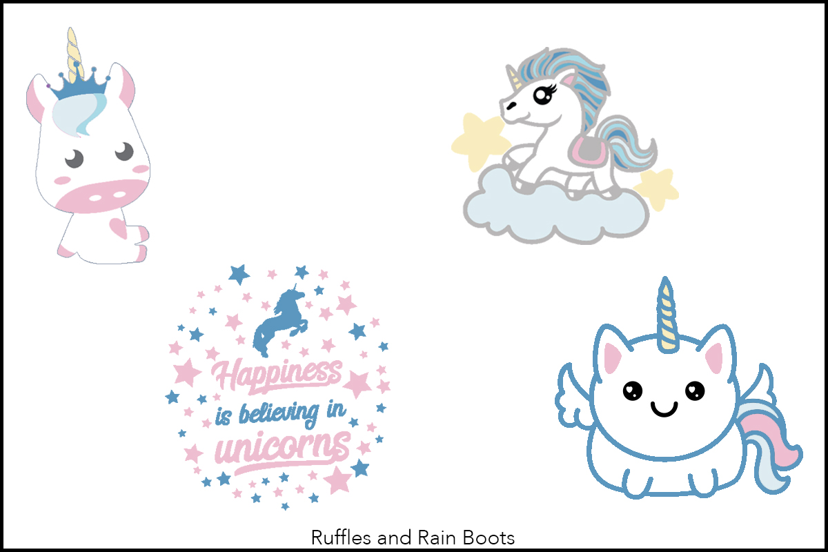 unicorn svg file free #167, Download drawings