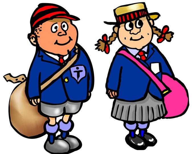 Uniform clipart #4, Download drawings