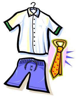 Uniform clipart #20, Download drawings