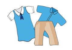 Uniform clipart #18, Download drawings