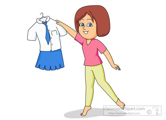 Uniform clipart #16, Download drawings
