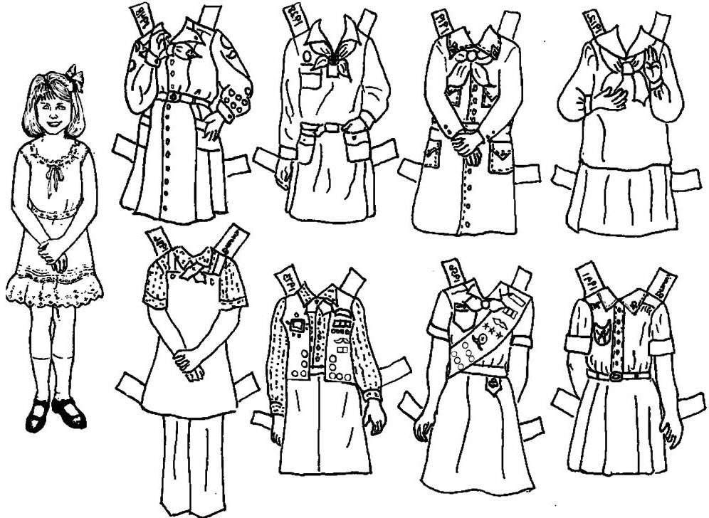 Uniform coloring #7, Download drawings