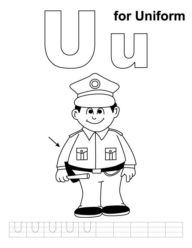 Uniform coloring #8, Download drawings