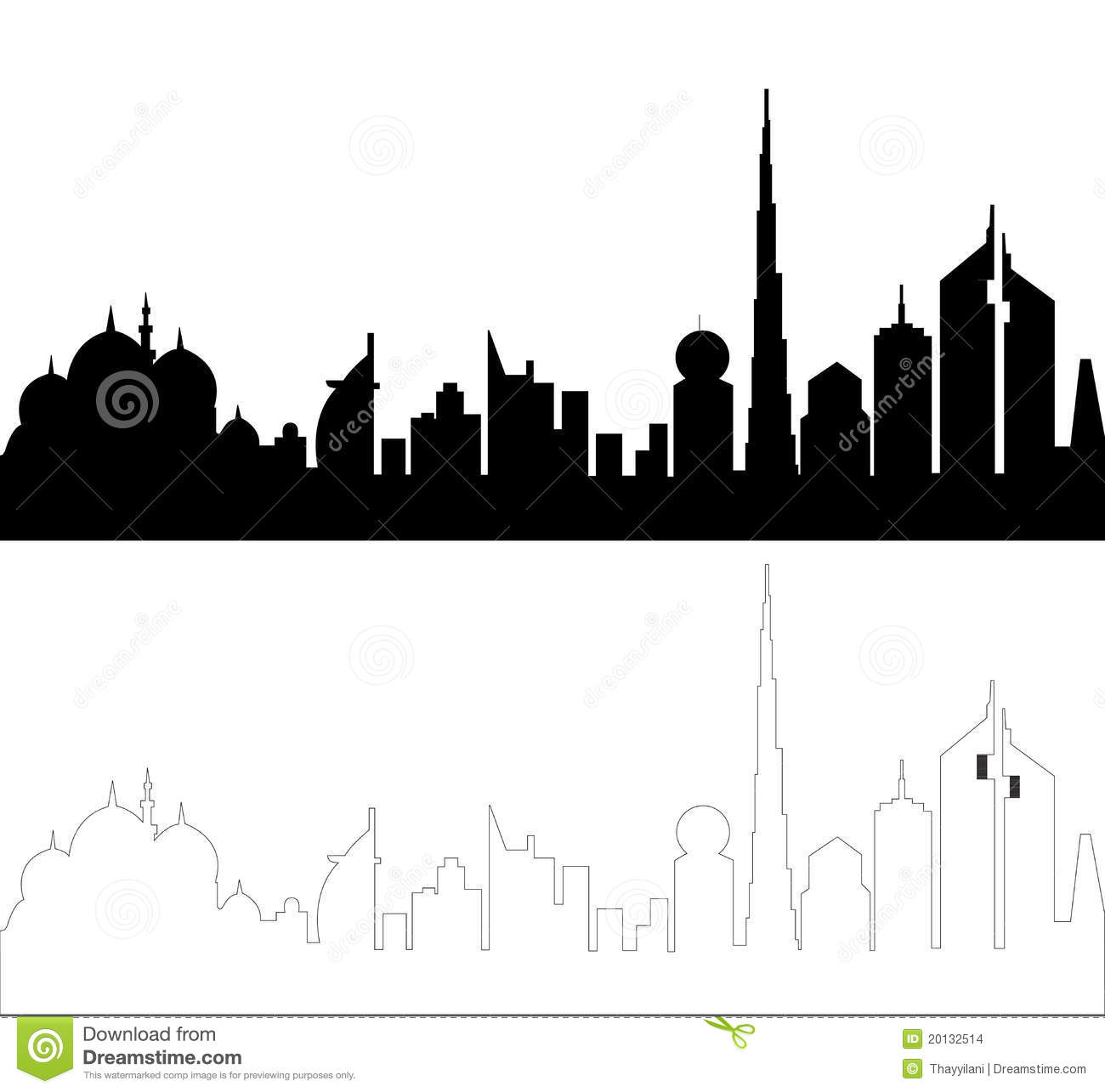 United Arab Emirates clipart #2, Download drawings