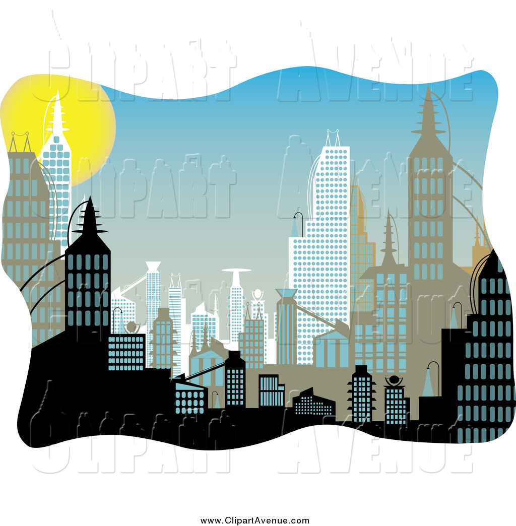 Urban clipart #16, Download drawings