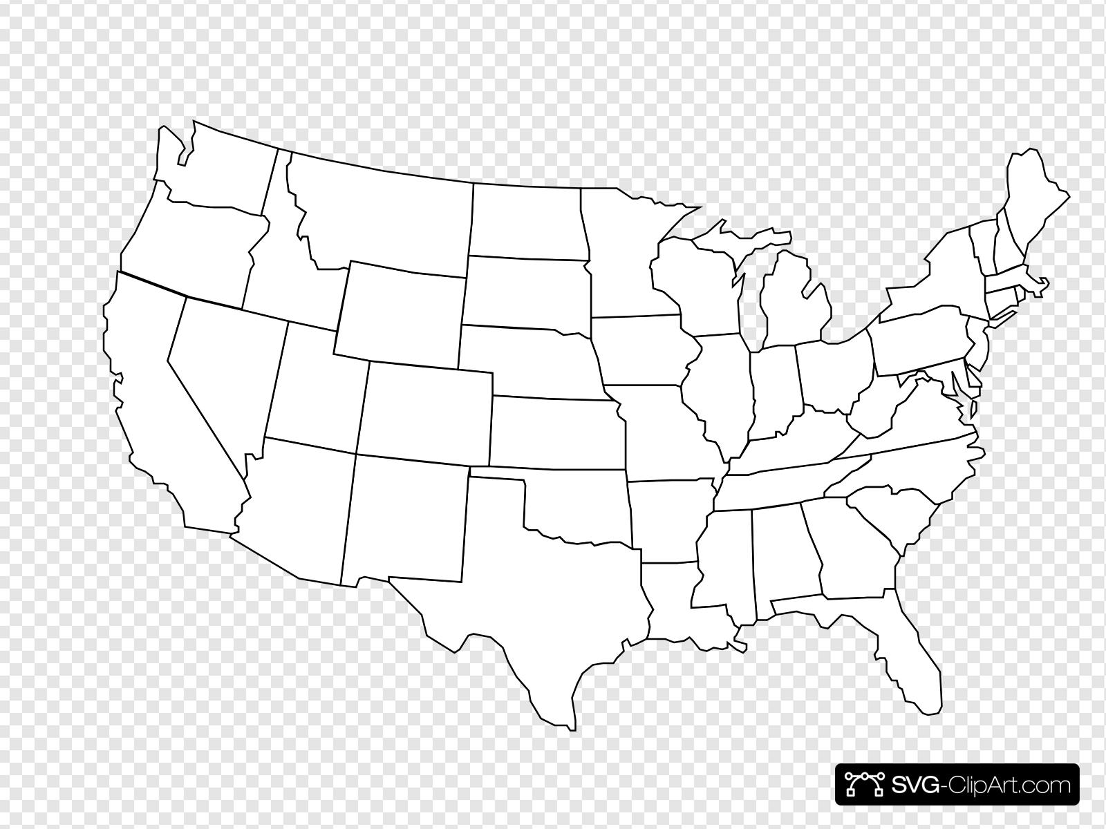 us map svg #836, Download drawings