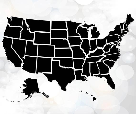 us map svg #847, Download drawings