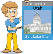 Utah clipart #11, Download drawings