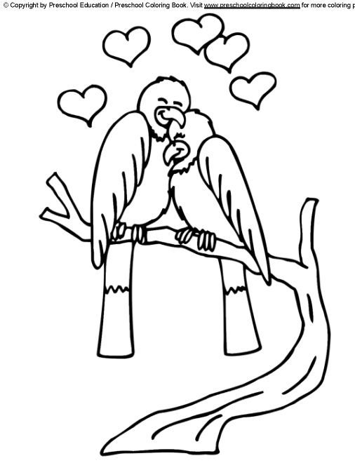 Valentine's Day coloring #6, Download drawings