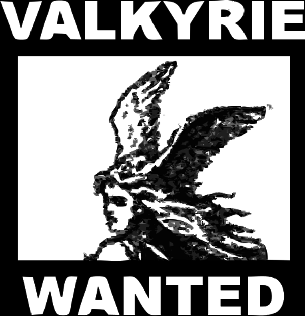 Valkyrie svg #1, Download drawings