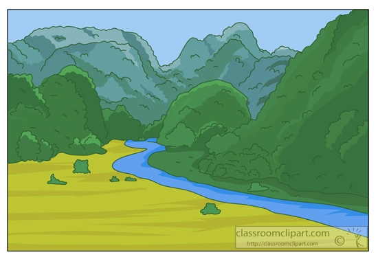 Valley clipart #5, Download drawings