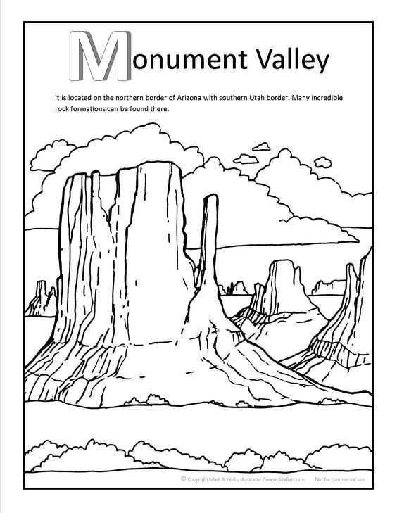 Valley coloring #9, Download drawings