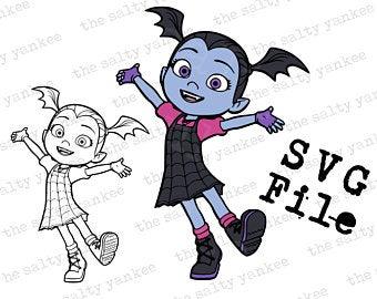 vampirina svg #975, Download drawings