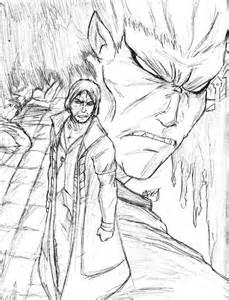 Van Helsing coloring #17, Download drawings