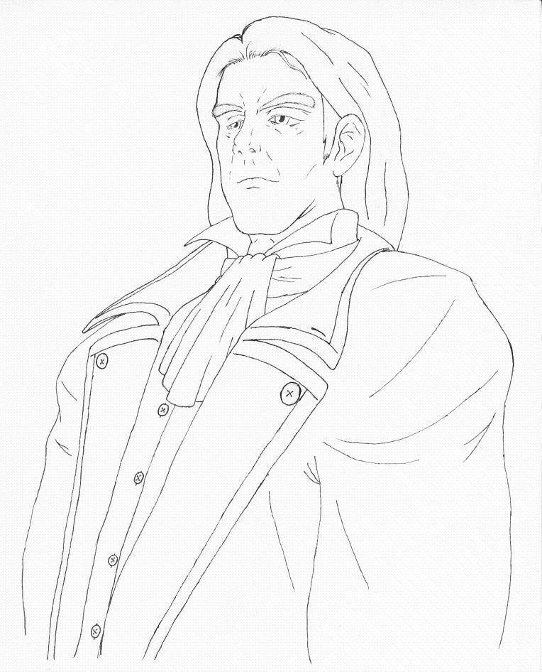 Van Helsing coloring #15, Download drawings