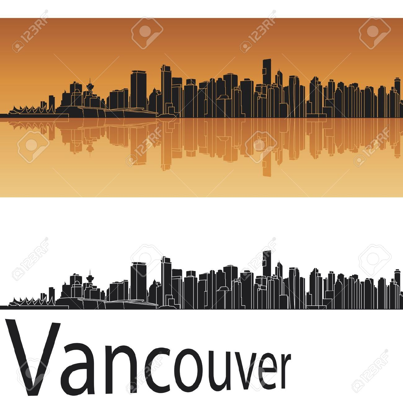 Vancouver clipart #2, Download drawings