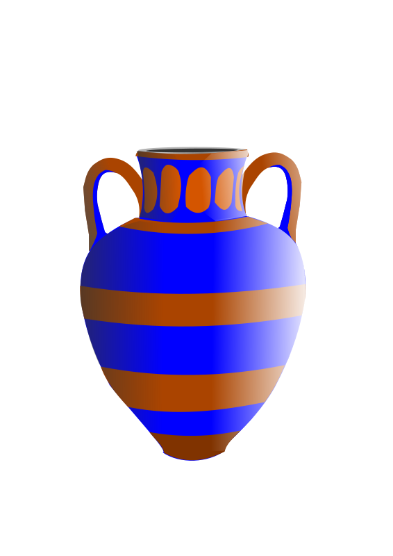 Vase clipart #15, Download drawings