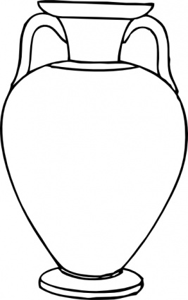 Vase clipart #11, Download drawings