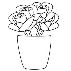 Vase coloring #1, Download drawings