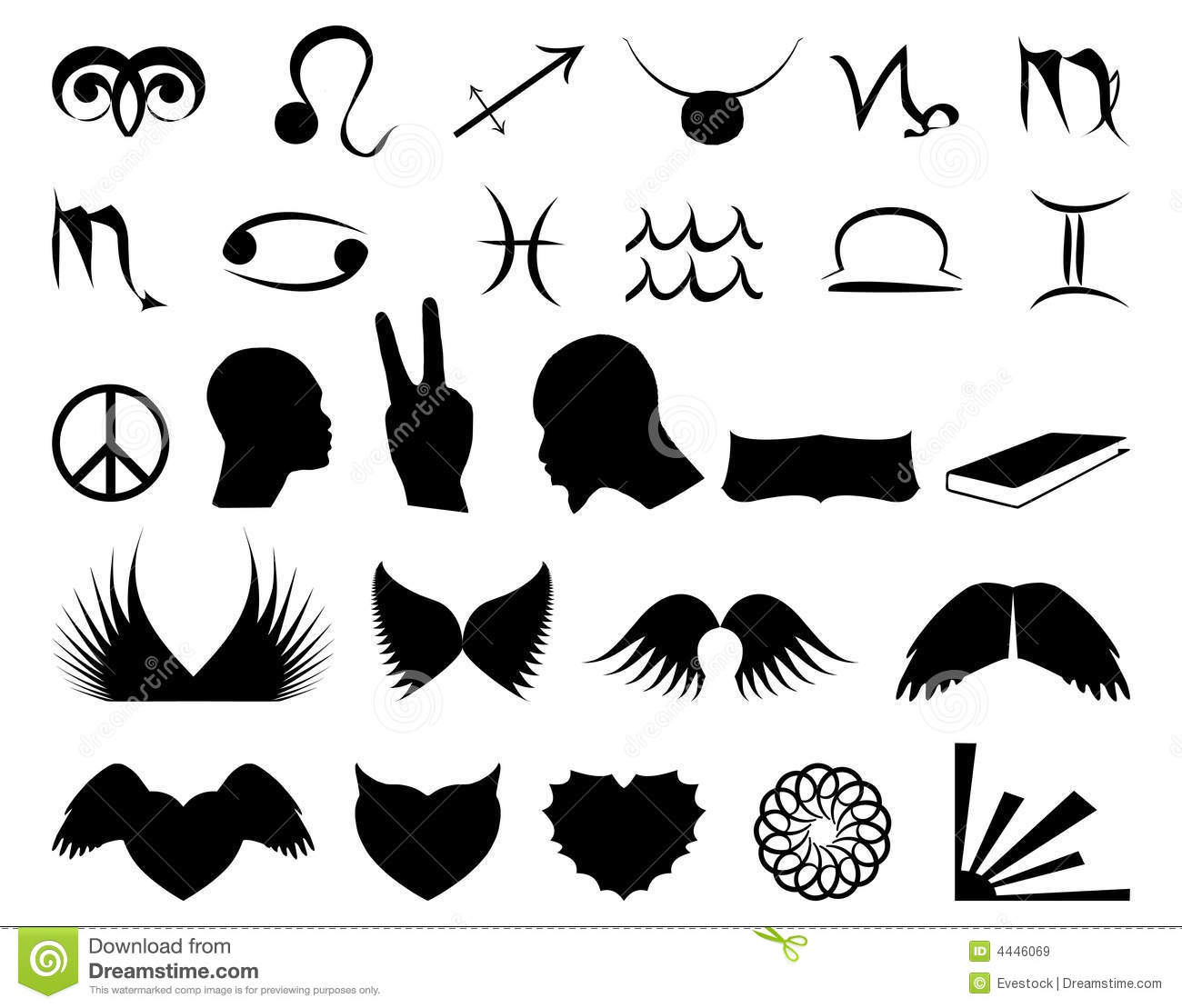 Vector clipart #17, Download drawings