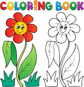 Vector coloring #2, Download drawings