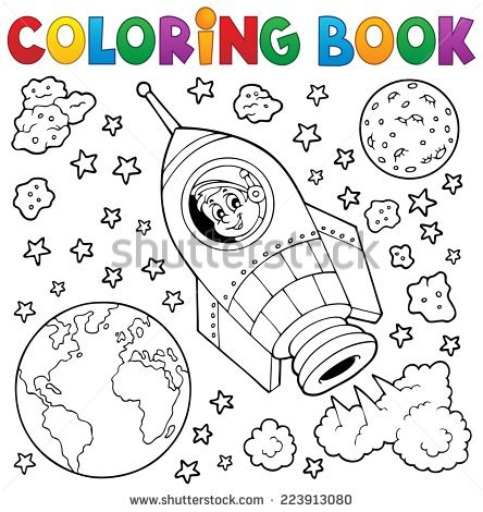 Illistration coloring #5, Download drawings