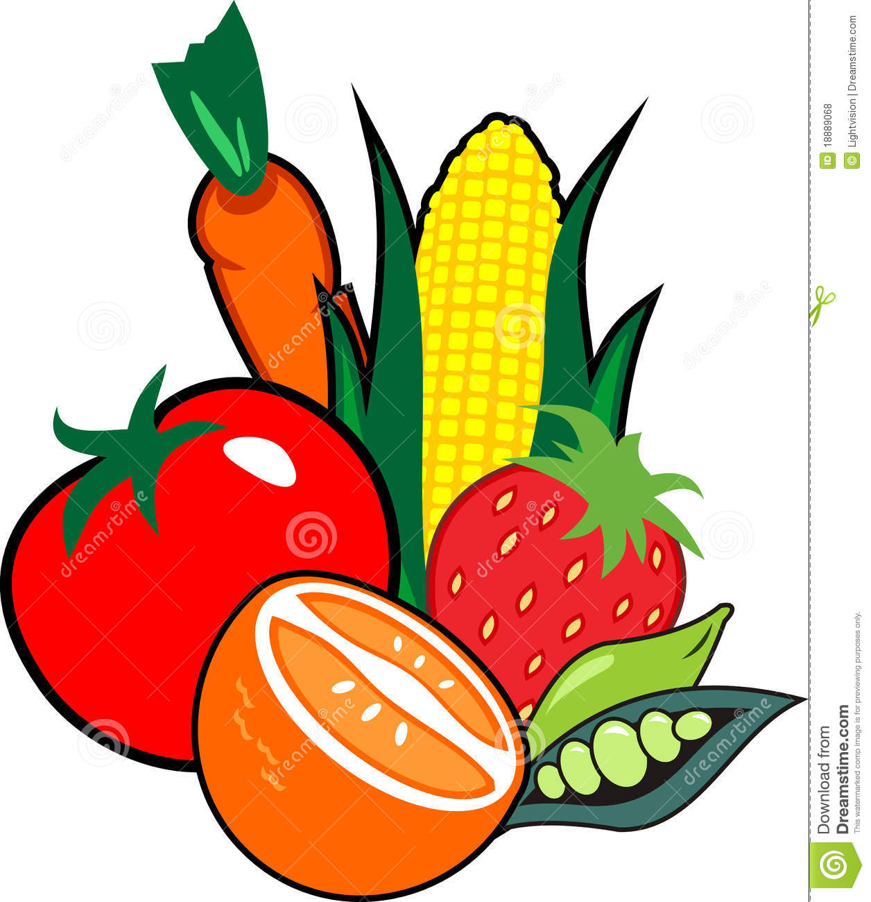 Vegetable clipart #15, Download drawings