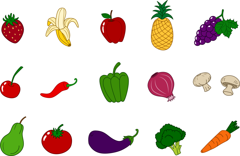 Vegetable clipart #14, Download drawings