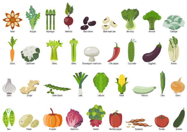 Vegetable clipart #4, Download drawings