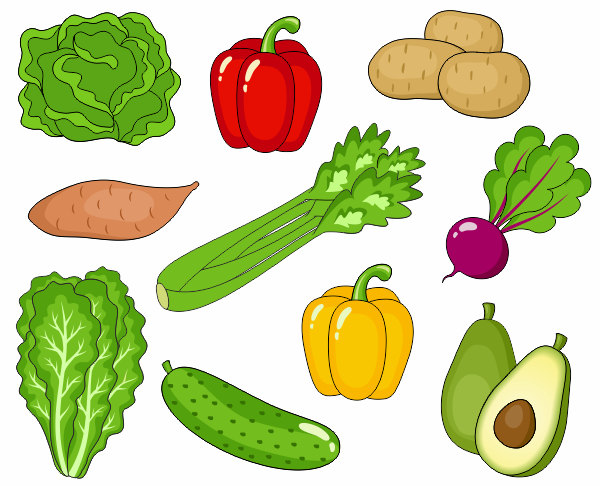 Vegetable clipart #18, Download drawings