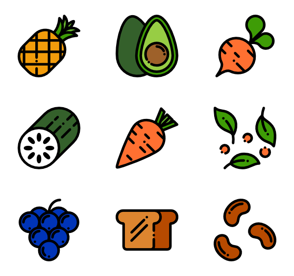 Vegetable svg #4, Download drawings