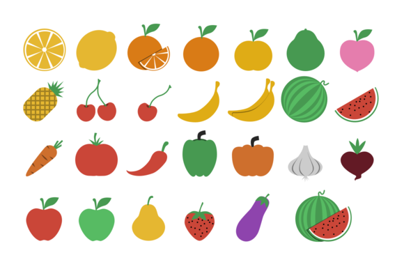 Vegetable svg #1, Download drawings