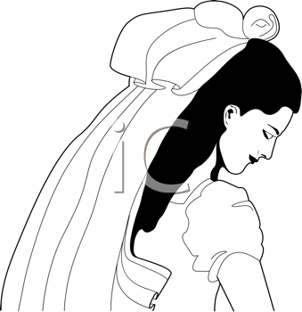 Veil clipart #1, Download drawings