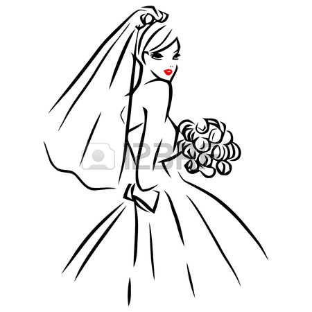 Veil clipart #4, Download drawings