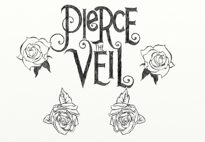 Veil coloring #2, Download drawings