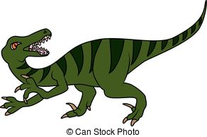 Velociraptor clipart #1, Download drawings