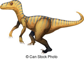 Velociraptor clipart #2, Download drawings