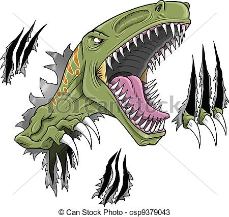 Velociraptor clipart #5, Download drawings