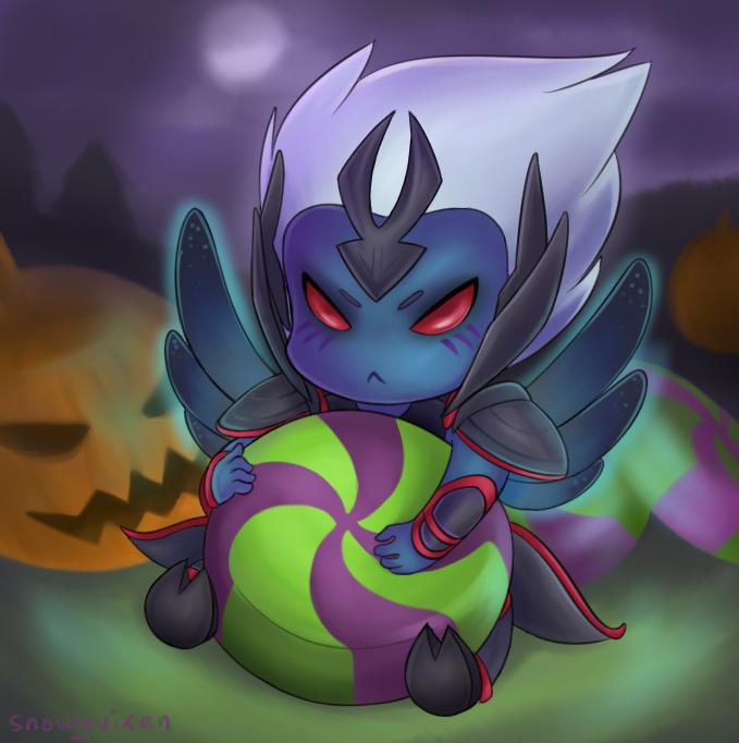 Vengeful spirit dota
