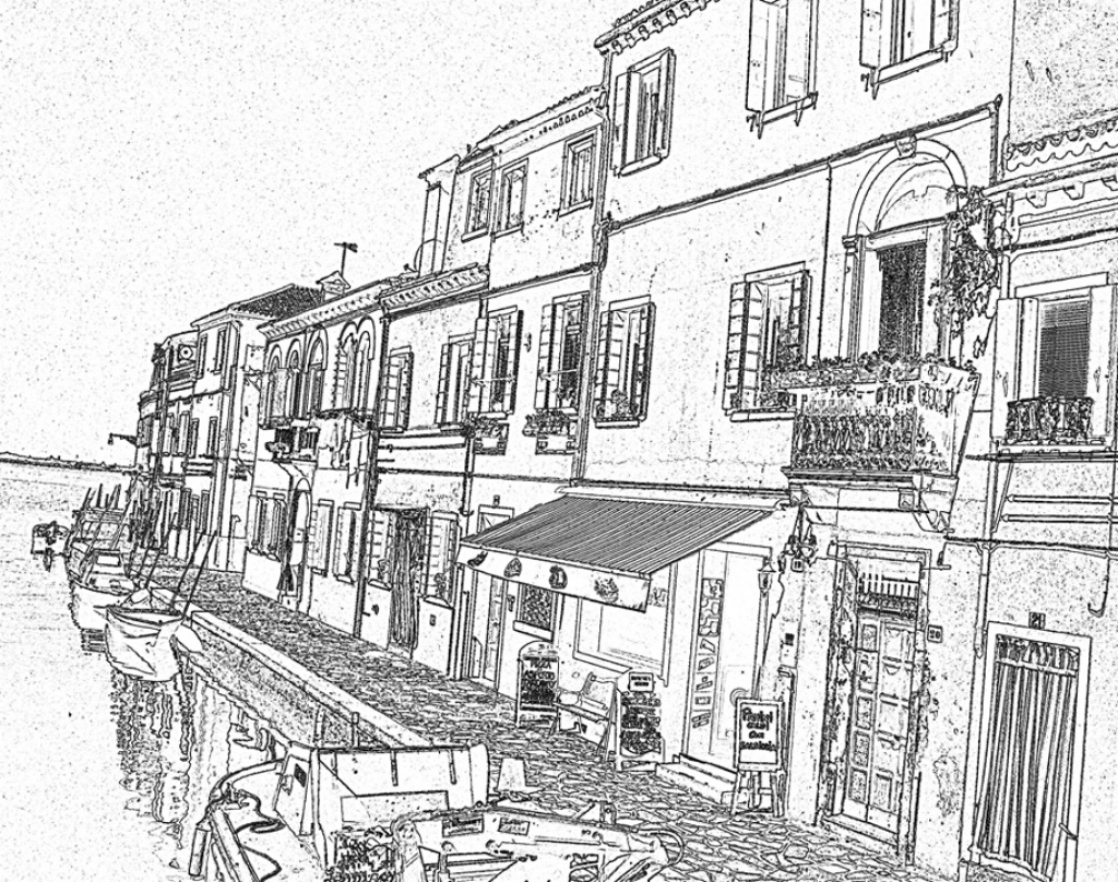Venice coloring #11, Download drawings