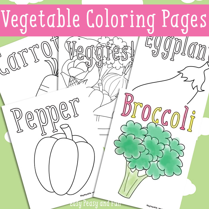 Verdure coloring #11, Download drawings