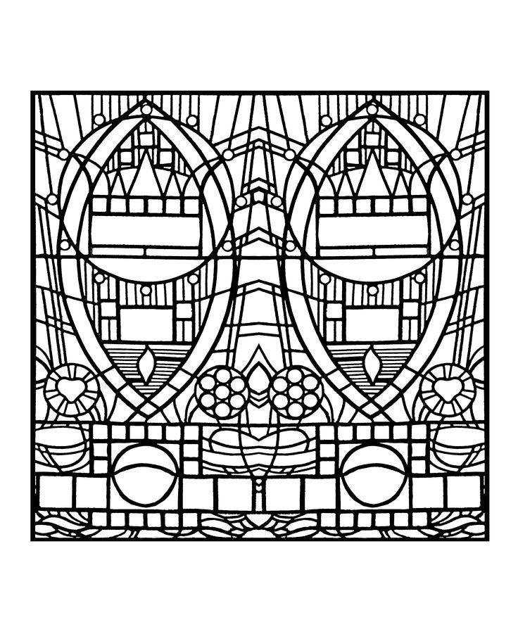 Version coloring #4, Download drawings