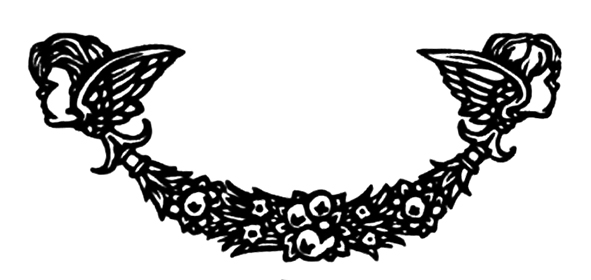 Victorian clipart #13, Download drawings