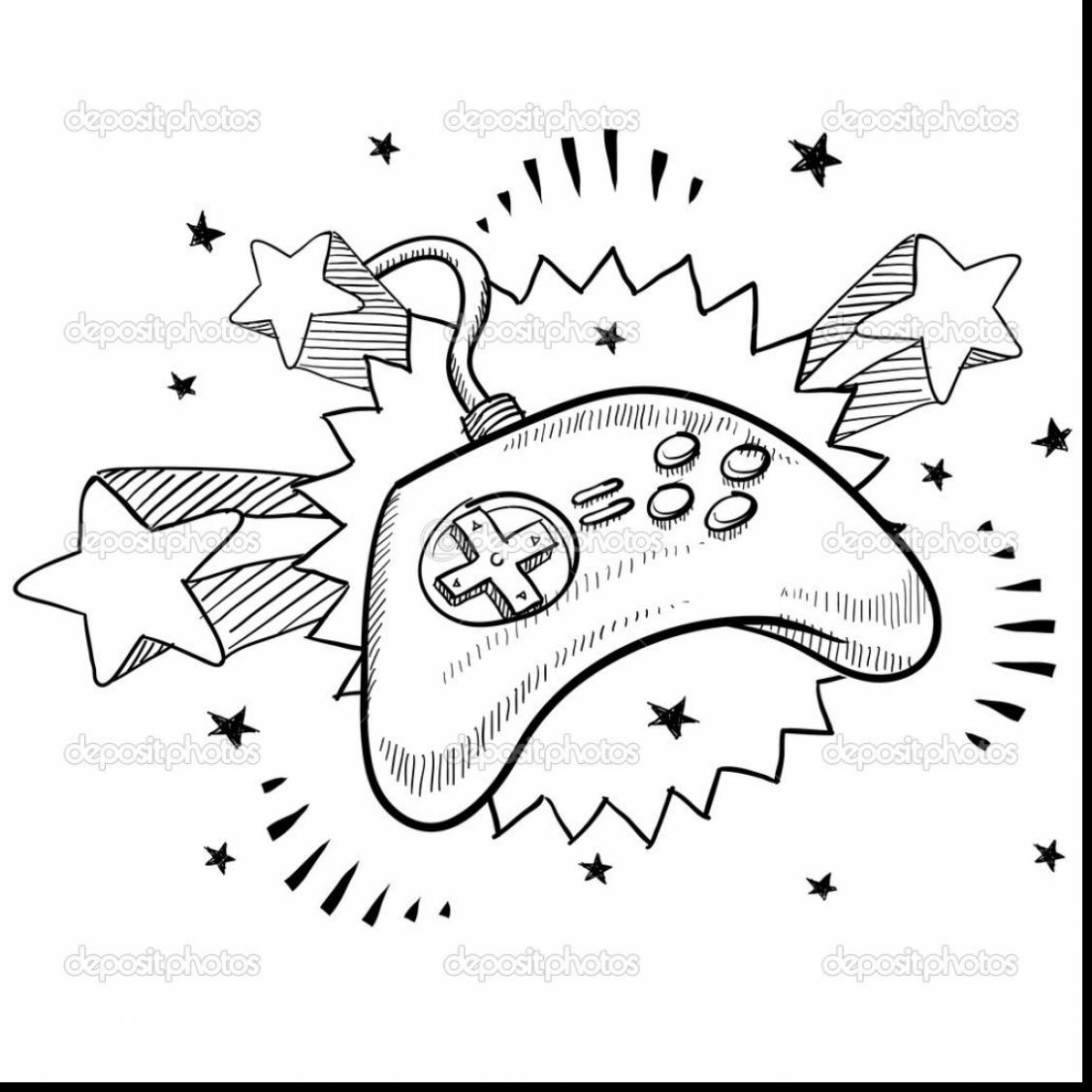 Video Game coloring #5, Download drawings