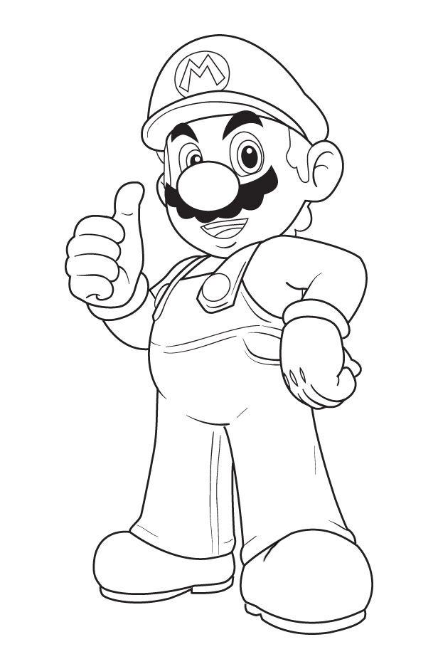 Video Game coloring #17, Download drawings