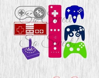 Video Game svg #729, Download drawings