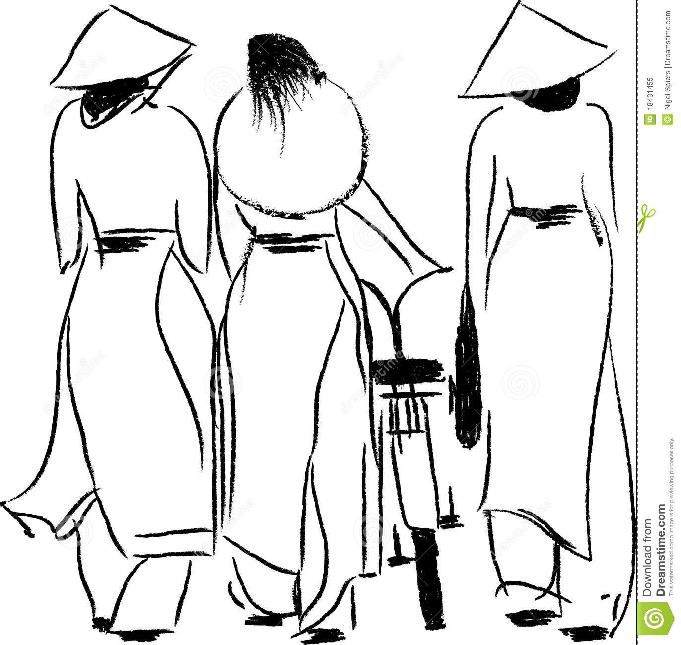 Vietnam clipart #2, Download drawings