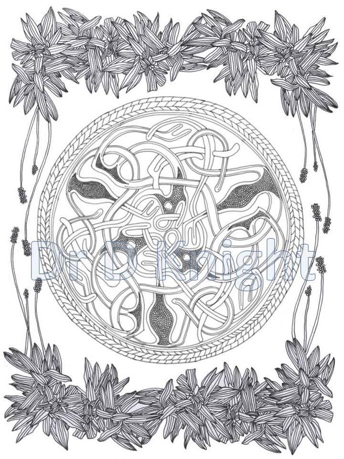 Viking coloring #1, Download drawings