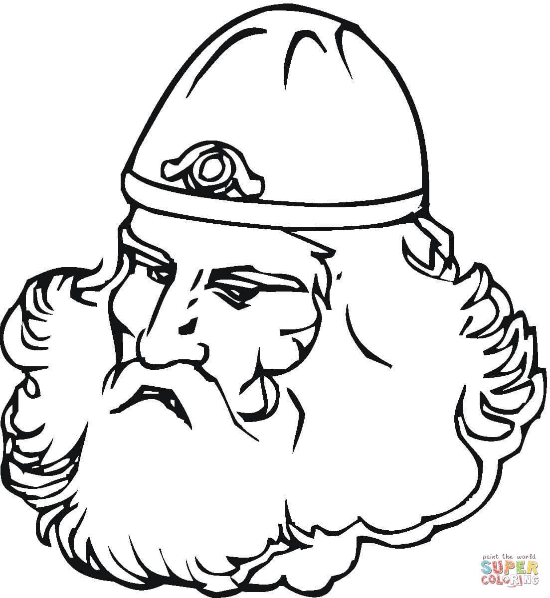 Viking coloring #10, Download drawings
